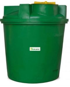 Estanque Vertical Bioplastic 3400 Lts