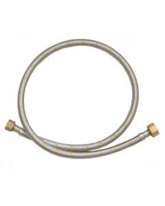 Flexible gas hi - hi 3/8 izq x 1/2 0.60 cms(35gs3504120)