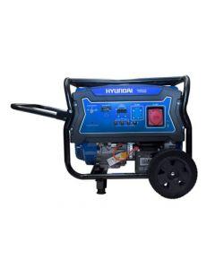 Generador hyundai 6.5 kva gasolina