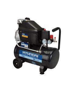 Compresor hyundai monofasico 2 hp 50l (78hyac50d)