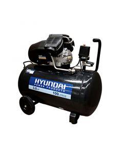 Compresor hyundai monofasico 3 hp 100l (78hyac100)