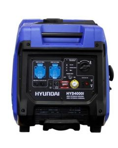 Generador inverter digital hyundai gasolina 3.5/4.0 kw p/manual (82hyd4000i)( (e1)