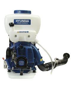 Motofumigadora De Espalda Hyundai 50,3cc  20l Para Liquidos Mod: 82hysp-520
