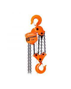 Tecle cadena con limitador de carga 10.000kilos 5.0metros (521060)