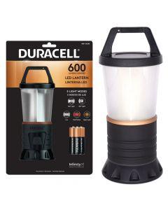 Linterna Duracell Led 600 Lumenes C/luz En 180° Y 360° Aaa