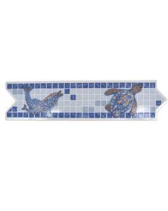Listel piscina vitreax 8.5 x 33 (gld2393) (e30)
