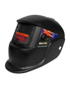 Mascara de Soldar Solmaq Fotosensible 0.6 segundos de Apertura Mod: JX6D04