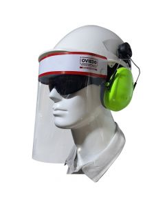 Protector Facial Acolchonado Oviedo