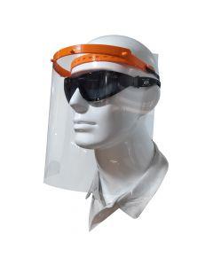 Protector Facial con elástico