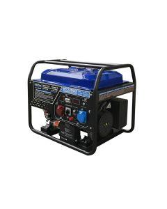GENERADOR GASOLINA WELTEC (MOD-9500E) 6,5KV-22O V./ 10 KVA- 380 V.  P/ELECTRICA (SOLTEC) (111110080)