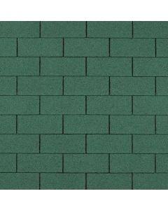 ( dd) **teja asfaltica celtic evergreen (verde) caja 3.1m2 pizarreño(e60)