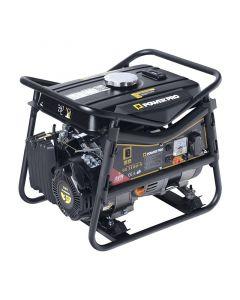 Generador gasolina monofasico 1.1 kva ge1100-v power pro