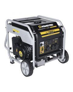 Generador inverter gasolina monofásico 7 kw xt7800ig power pro