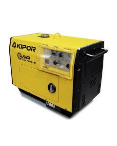 Generador diesel monofásico 5.0 k/va kde7000td kipor