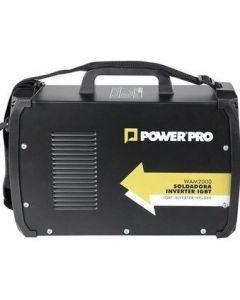 Soldadora Power Pro Inverter 200a 8.2kva Wam 2000 Mod: 103011481