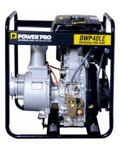 MOTOBOMBA 4 DWP40LE 10HP DIESEL - POWER PRO
