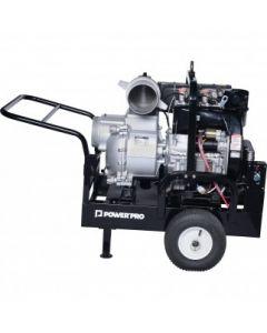 MOTOBOMBA 6 DWP150FLE HP DIESEL - POWER PRO