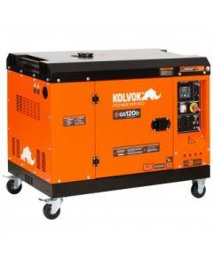 Generador Insonorizado Diesel Monofasico 12kva Mod: Gs1200d Kolvok