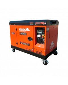 Generador Insonorizado Diesel Trifasico 14kva Mod: Gs1400d3 Kolvok