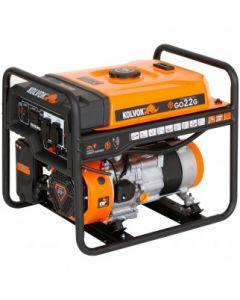Generador Gasolina Monofasico 2.2kva Mod: Go22g Kolvok