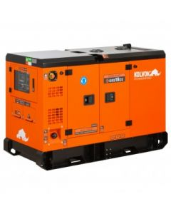 Generador Insonorizado Diesel Trifasico 18kva Mod: Gss18d3 Kolvok