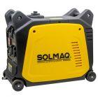 Generador Inverter Solmaq 2600 230v Gasolina P/el??ctrica Con Control Remoto Y Usb Mod: Xyg2600ie