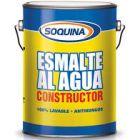**esmalte constructor al agua blanco lata soquina